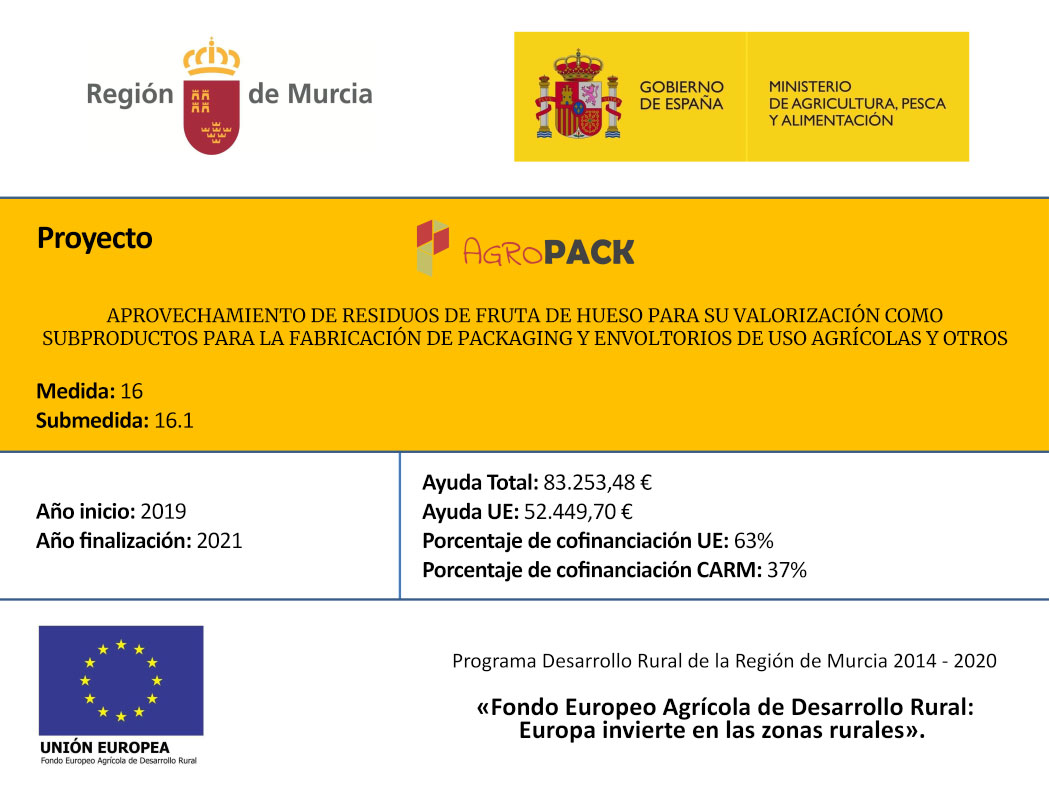 Cartel Informativo Agropack